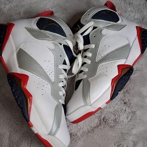 Jordan 7 Olympic